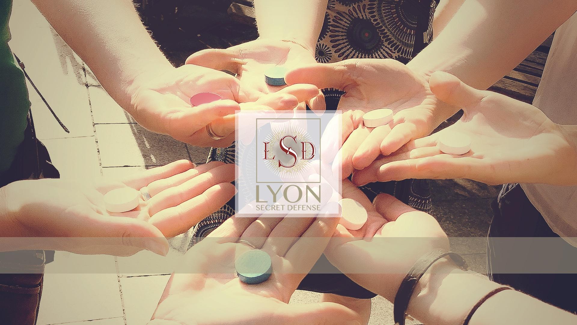team building à Lyon avec Lyon Secret Défense