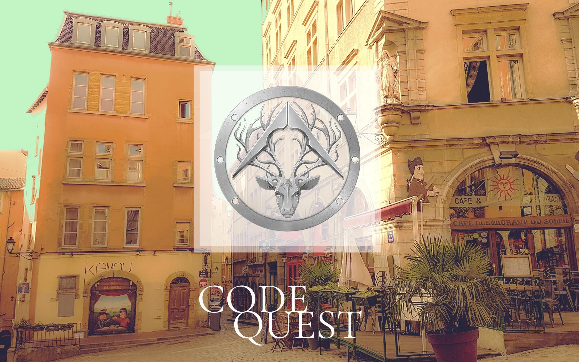 Code Quest Lyon jeu à visiter Lyon