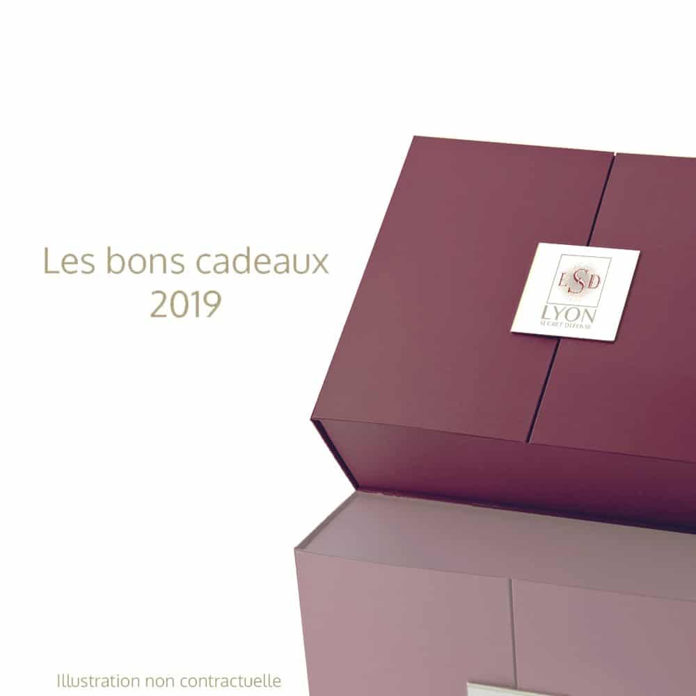 Bon cadeau jeu à visiter Lyon 2019