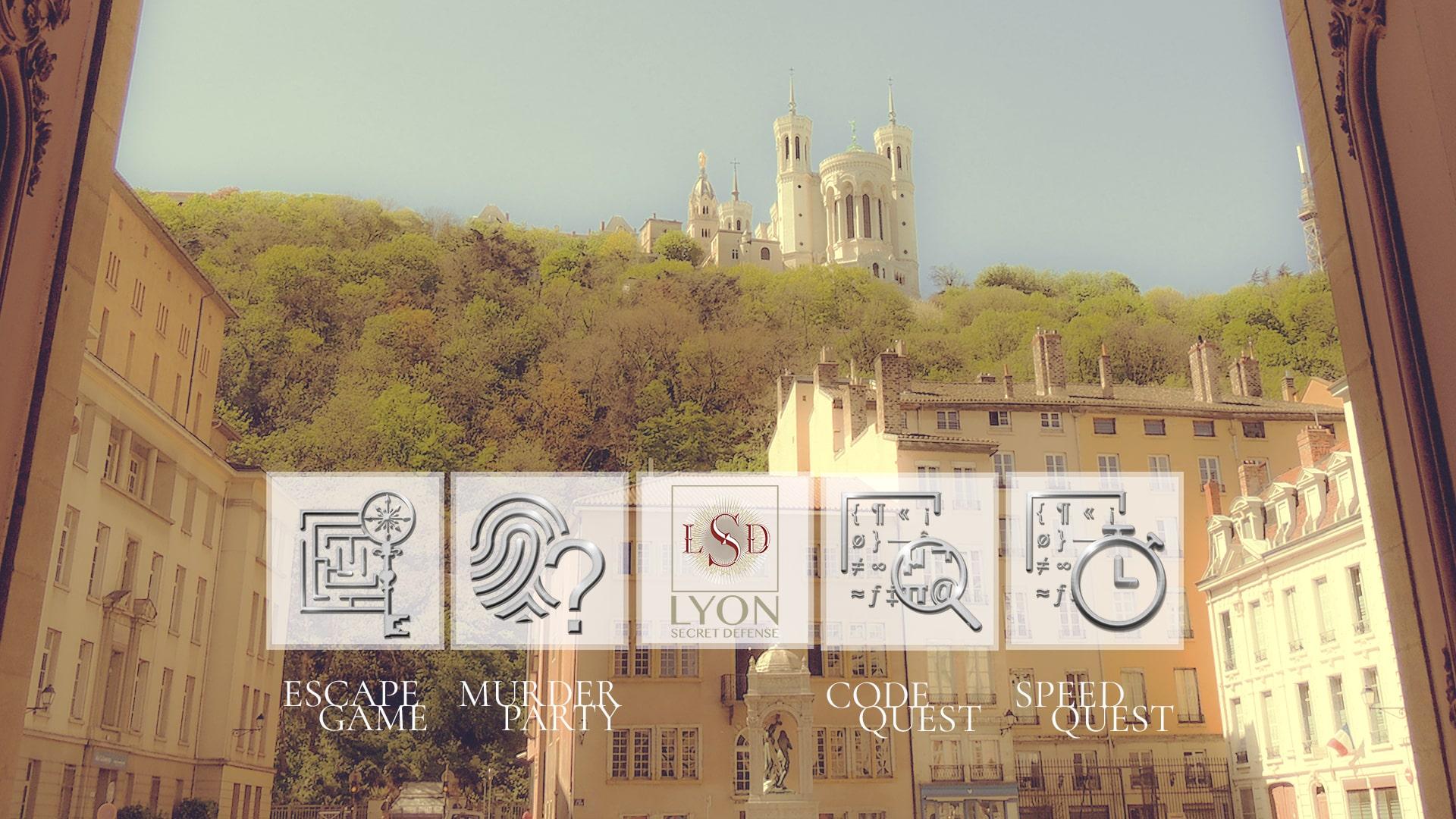 Les jeux à visiter Lyon et son histoire